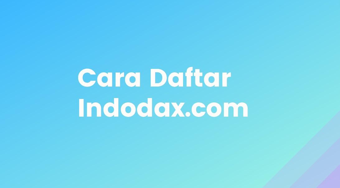 daftar indodax