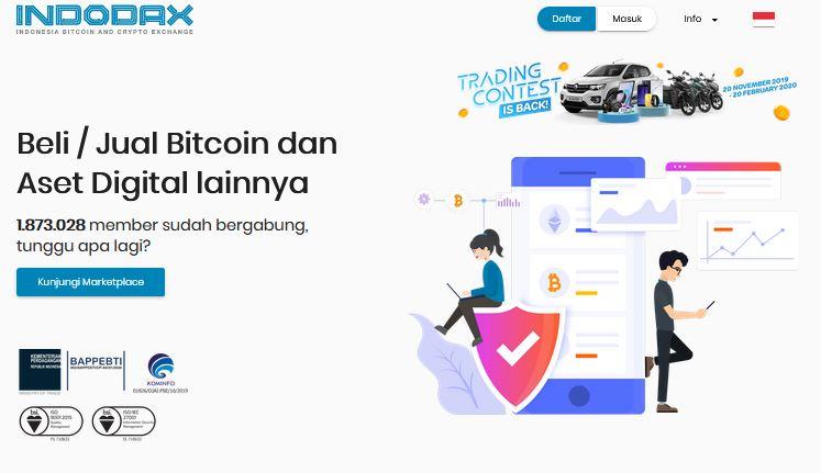 indodax bitcoin.co.id
